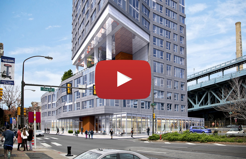 Approved Regional Center Development Project In Philadelphia