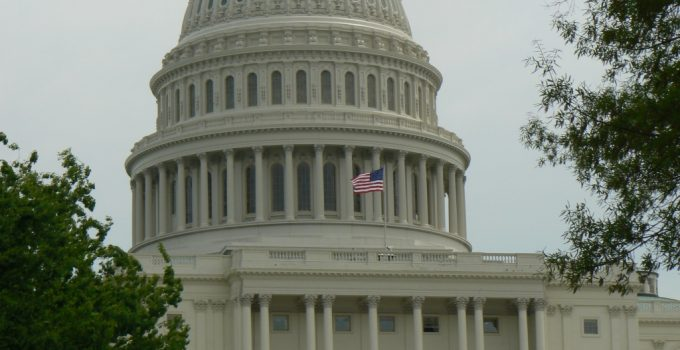 US Capitol building, where Congress has opted to extend the EB-5 scheme